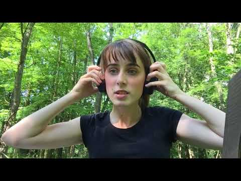 VIBES earplugs review (in the woods)
