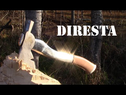 ✔ DiResta Aluminum Hatchet Handle