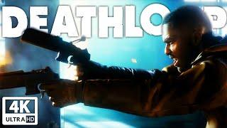 DEATHLOOP PS5 All Cutscenes (Game Movie) 4K 60FPS Ultra HD