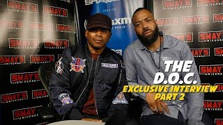 The D.O.C. Legendary: In His Own Words - Part 2