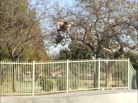 Dylan Stark Alienation BMX Video