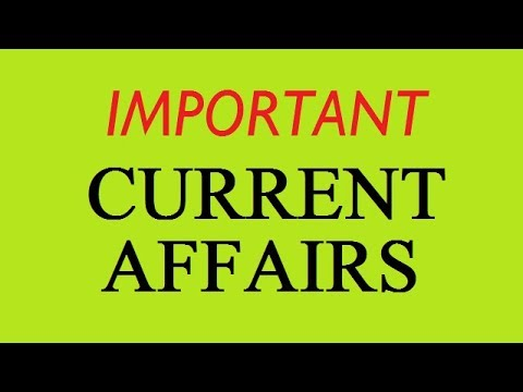 Current Affairs 2019|| Pakistan & World Current Affairs|| May 2019
