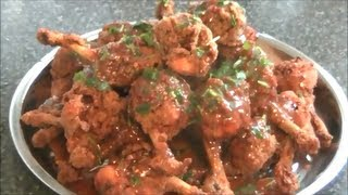 CHICKEN LOLLIPOP *COOK WITH FAIZA*