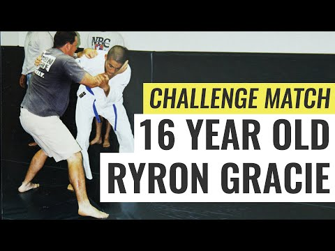 CHALLENGE MATCH feat Blue Belt Ryron