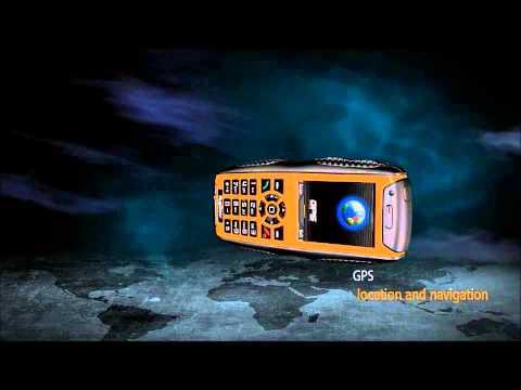 RugGear Explorer P860 Tough Phone In Singapore , Waterproof phone
