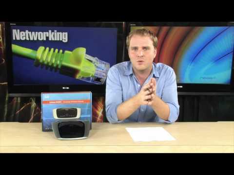 Cisco Linksys E2000 Advanced Wireless-N Router