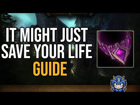 World of Warcraft Achievement: It Might Just Save Your Life.