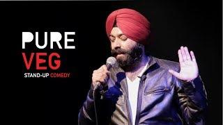 Pure Veg  Stand-Up Comedy by Vikramjit Singh