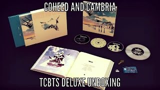 Coheed and Cambria TCBTS Deluxe Unboxing