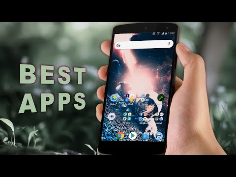5 BEST APPS FOR ANDROID PHONE! 🤗 (2018) #001