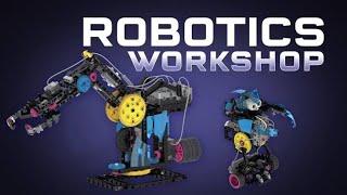 Robotics Workshop In I.f.r