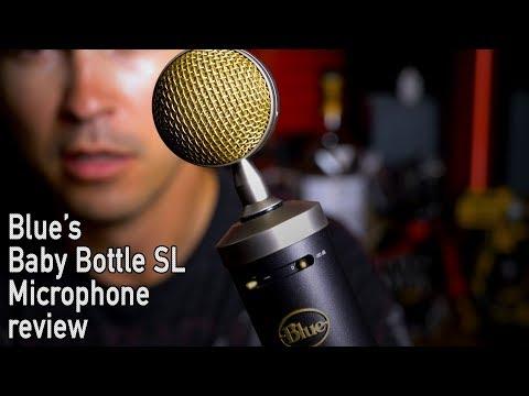 Blue Baby Bottle SL Microphone Review (vs Blue Spark)