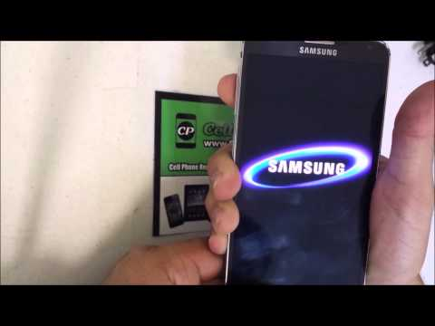 How to get Samsung Galaxy Note 3 IN & OUT of safe mode