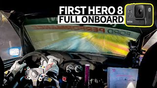 Ken Block Swiss Alps Raw Onboard Rally Stage: First Ever Full Stage Caught on GoPro Hero8!