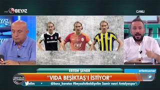 (..) Beyaz Futbol 19 Ağustos 2017 Kısım 4/5 - Beyaz TV