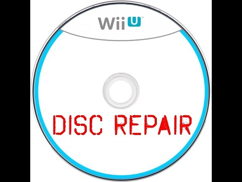 How to fix Wii U invalid disc