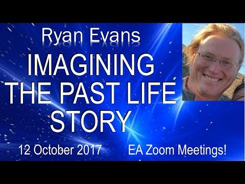 Ryan Evans - IMAGINING THE PAST LIFE STORY - STEVEN FORREST STYLE