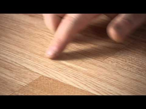 How to Repair Scratches in a Manufactured Hardwood Floor : Flooring Tips