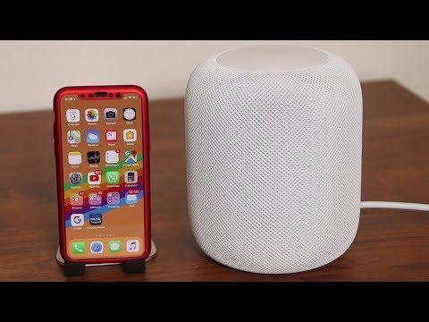 How to Make Phone Calls using Apple HomePod via iPhone