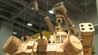 BAE Systems SHORAD AUSA 2017