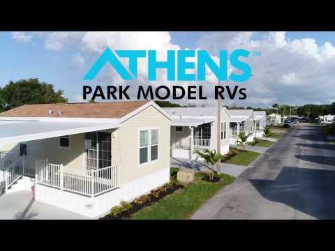 Athens Park Model RVs