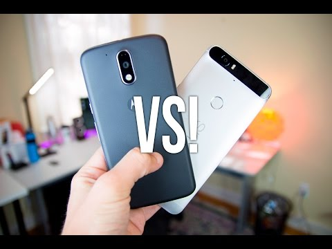 Can a budget phone compete with a flagship?! Moto G4 & G4 Plus Review!