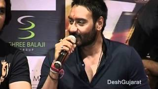 Ajay Devgan speaks about Kangana Ranaut