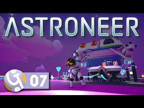 🚀 Super Shuttle Upgrade!   Let's Play Astroneer #07