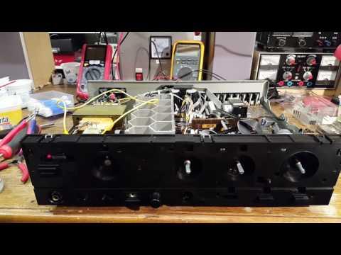 Pioneer A-450R Amplifier Repairs [2/2]
