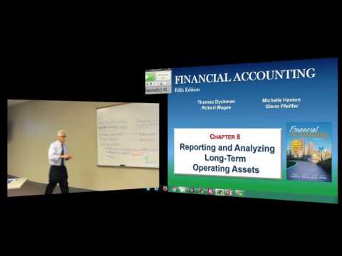 Accounting Practices and Principles- Learning Objective 8.1