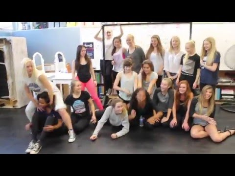 A Day in the Life of Dance Team at NHHS
