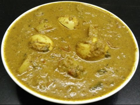 Muttai Kulambu Tamil | Egg Gravy Tamil | Egg Curry tamil | ReCP-23