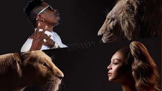 Breaking - Beyonce Features Shatta Wale On Lion King Album