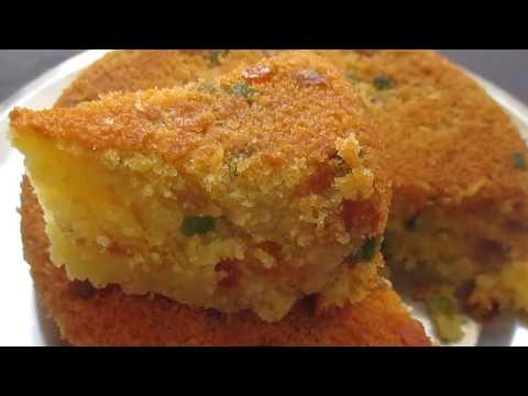 Vanilla Cake - Eggless (in tamil)