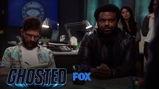 The Team Tries To Find New Business | Season 1 Ep. 10 | GHOSTED