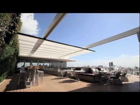 En-Fold Retractable Fabric Roof Video
