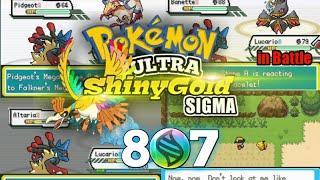 pokemon ultra shiny gold sigma mega evolution free download