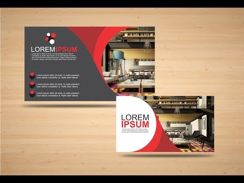CorelDraw x7 - Tutorial Business Card Design # 10 By AS GRAPHICS