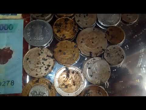 Beautiful Collection of Old Coins/ Watch Currency notes of Different Countries