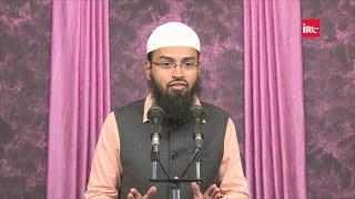 Kya Ek Mard Knee Problem Aur Masjid Me Sahih Intezam Nahi Hone Ke Bina Par Ghar Me Itekaf Kar Sakta