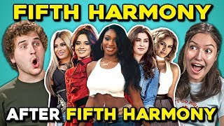 Download College Kids React To Fifth Harmony Solo Careers (Where Are They Now?) Video