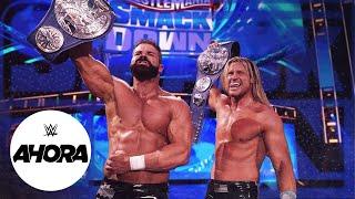 ESTA NOCHE en #SMACKDOWN: WWE Ahora, Abr 16, 2021