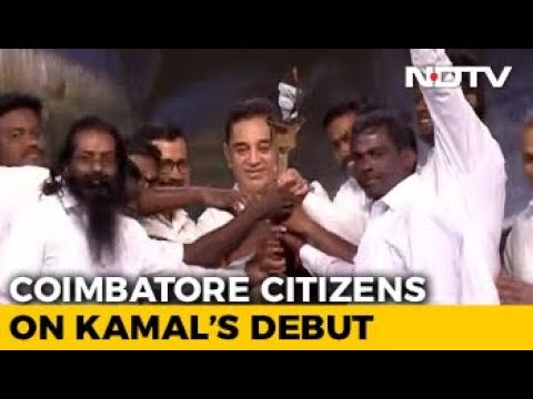 Saffron Is In Our National Flag But Shouldn't Be Spread To Entire Flag: Kamal Haasan