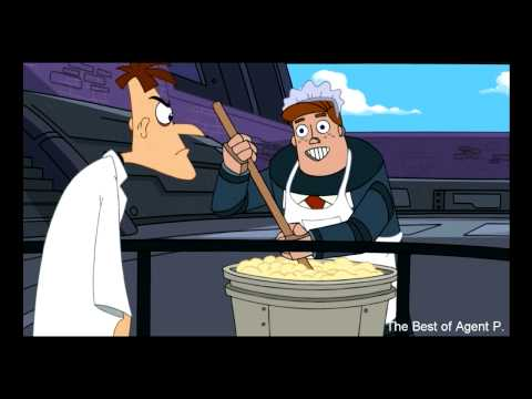 Phineas and Ferb: Cuttin' Deep Man (Too much potato salad)