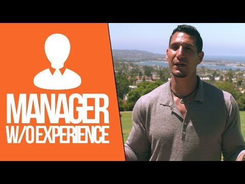 How To Be A Manager With NO Management EXPERIENCE