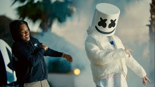 Marshmello x 42 Dugg - Baggin' (Official Music Video)