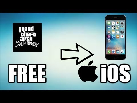 NEW How to download Gta San Andreas on iOS 100% free NO JAILBREAK AND PC