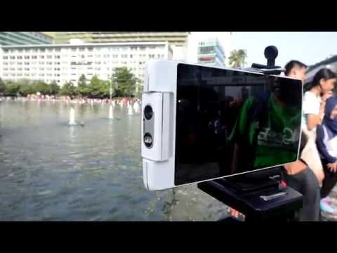 OPPO N3 Automatic Rotating Camera