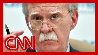John Bolton says Trump turned 'blind eye' to Covid-19