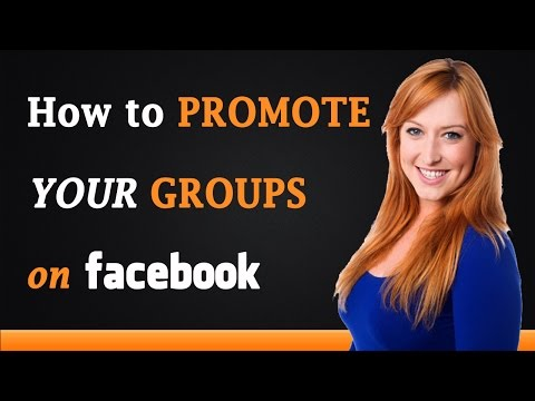 How to Promote Your Facebook Group